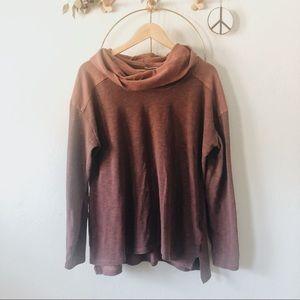 Columbia Cowl Neck Pullover Sweatshirt